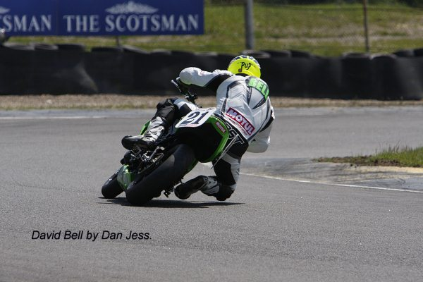 David Bell Knockhill 2010