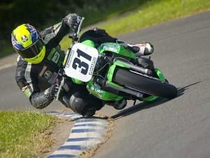 Kawasaki ER6 David Bell Racing