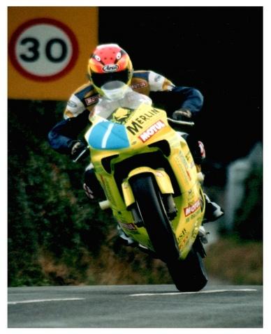 David Bell MGP 2003