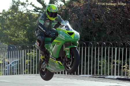 David Bell IOM TT 2006