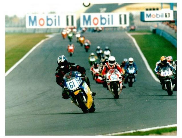 David Bell Donington Park 2002